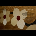 Parquet-inlay-the-two-flowers-accent-pattern-s