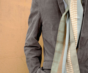 Patching-scarves-from-mens-suit-cloth-m