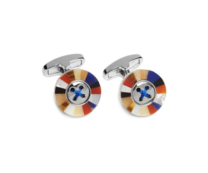 Paul-smith-button-metal-cufflinks-m