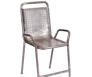 Perforated-metal-chair-m