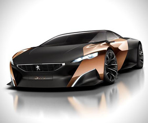 Peugeot Onyx Concept Car