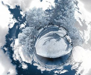 Photographs-make-a-tiny-planet-when-compiled-together-m