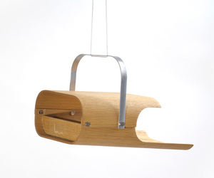 """Piepschau"" - A Bird Feeder and Lounge"
