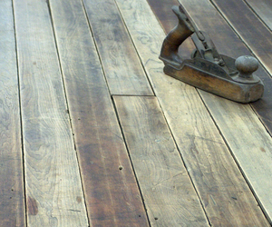 Pioneer Millworks reclaimed and sustainable wood flooring