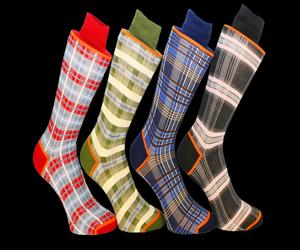 Plaid Power Pack (4 Pairs)