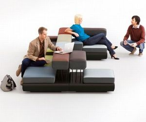 Plot – Elegant Furniture Range by Brunner