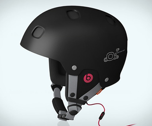 "The ""Receptor Bug"" POC Snow Helmet x Beats by Dr Dre"