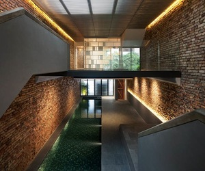 The Pool Shophouse by KD Architects