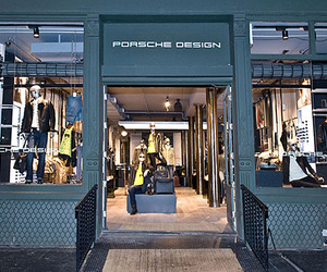 Porsche Design Flagship Store – SoHo District New York