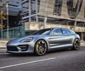 Porsche Panamera Sport Turismo Concept