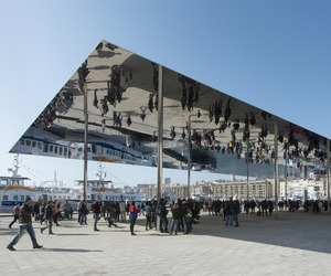 Port View Pavilion by Foster + Partners