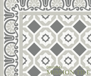 Premium Handmade Cement Tiles - Coverings 2012