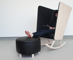 Private Rocker Chair