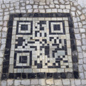 Qr-codes-embedded-into-sidewalk-s