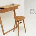 Quello-table-and-stool-by-phil-procter-s