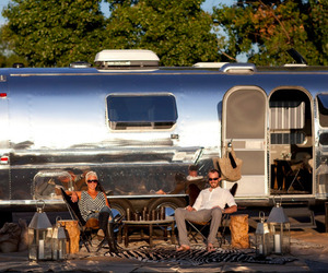Rachel Horns Airstream