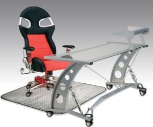 Racing Chair and Table