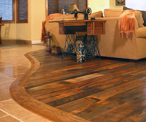 Reclaimed Oak PatinaDeep™ Flooring