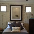 Reclaimed-weathered-wood-white-bedroom-wall-s