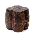 Reclaimed-wood-stool-s