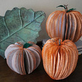 Recycled-books-pumpkin-decorations-s