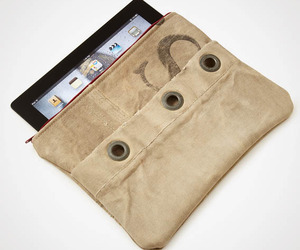 Recycled-mail-sack-ipad-case-m