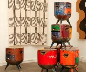 Recycled-metal-furniture-by-hamed-ouattara-m