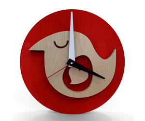 Red-bird-clock-wish-m