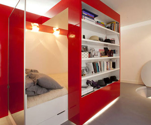 Red-nest-apartments-in-paris-by-paul-coudamy-m