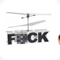 Remote-controlled-flying-fck-helicopter-s
