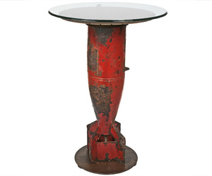 Repurposed-vintage-aerial-bomb-casing-bistro-table-m