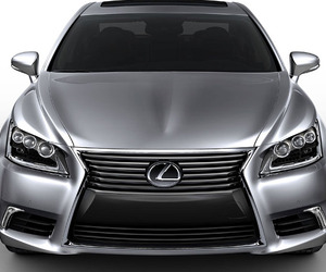 Revised 2013 Lexus LS