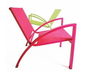 Rho Series  Colorful Outdoor Furniture by John Kelly