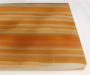Ribbon Glass by Architectural Glass Surfaces
