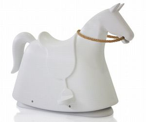 Rocky, Rocking Horse by Marc Newson