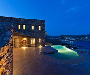 Rocky Retreat Two, Beautiful Villa on Mykonos