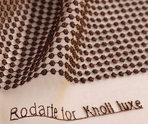 Rodarte Fashions, luxury textile for the Home