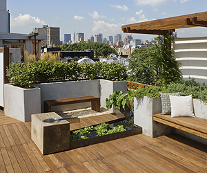 Garden Roof Design elaborate roof garden complex. simple rooftop urban garden design