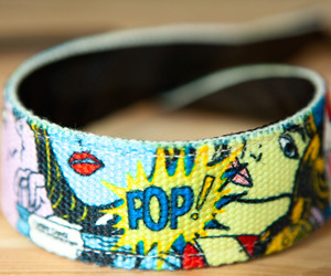 Roy-lichtenstein-camera-straps-m