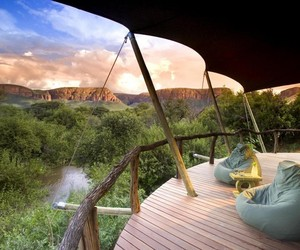 Safari at Marataba Lodge in South Africa