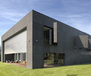 Safe House by Kwk Promes | materialicious