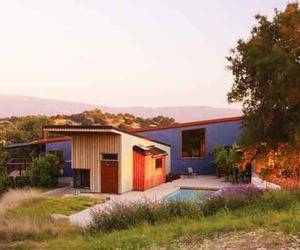 Santa Ynes Valley House, a Sustainable Home