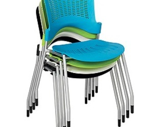Sassy® Stack Chair by Safco Products