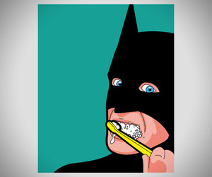 Secret Life Of Superheroes | Greg Guillemin
