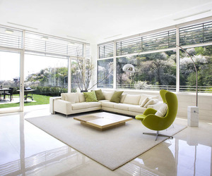 Seongbuk Gate Hills by Joel Sanders Architect