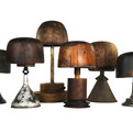 Set-of-six-antique-millinery-hat-blocks-on-bases-s
