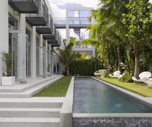 Sexy Miami Modern: Villa Nirvana by Brown Davis Interiors