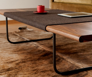 Sfelt Table by Ample Furniture on The BUILD Blog