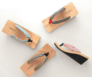 SHIKIBU:  Japanese Traditional Sandals