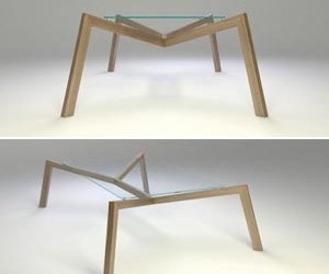 Simple-table-with-a-form-resembling-a-spider-m